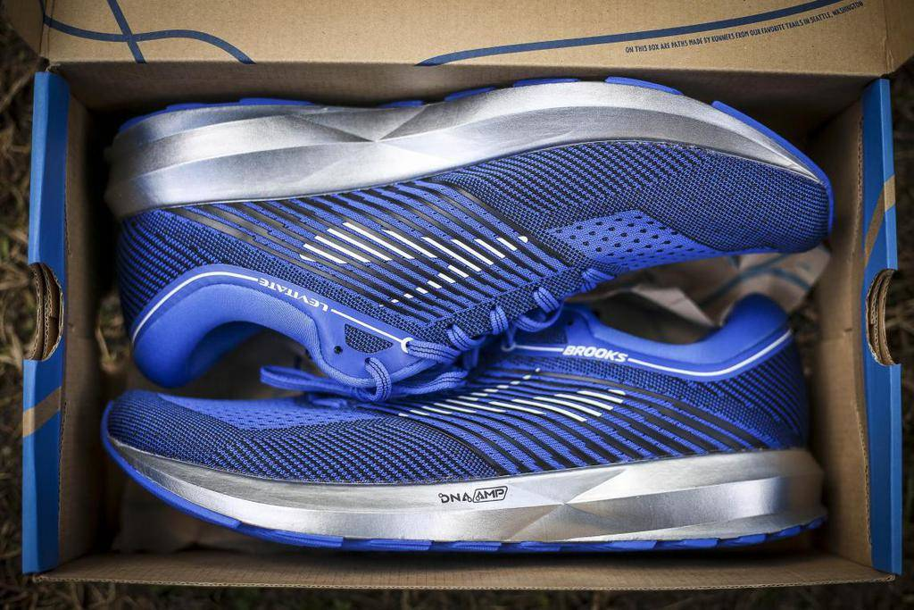 Brooks Levitate la prueba Running