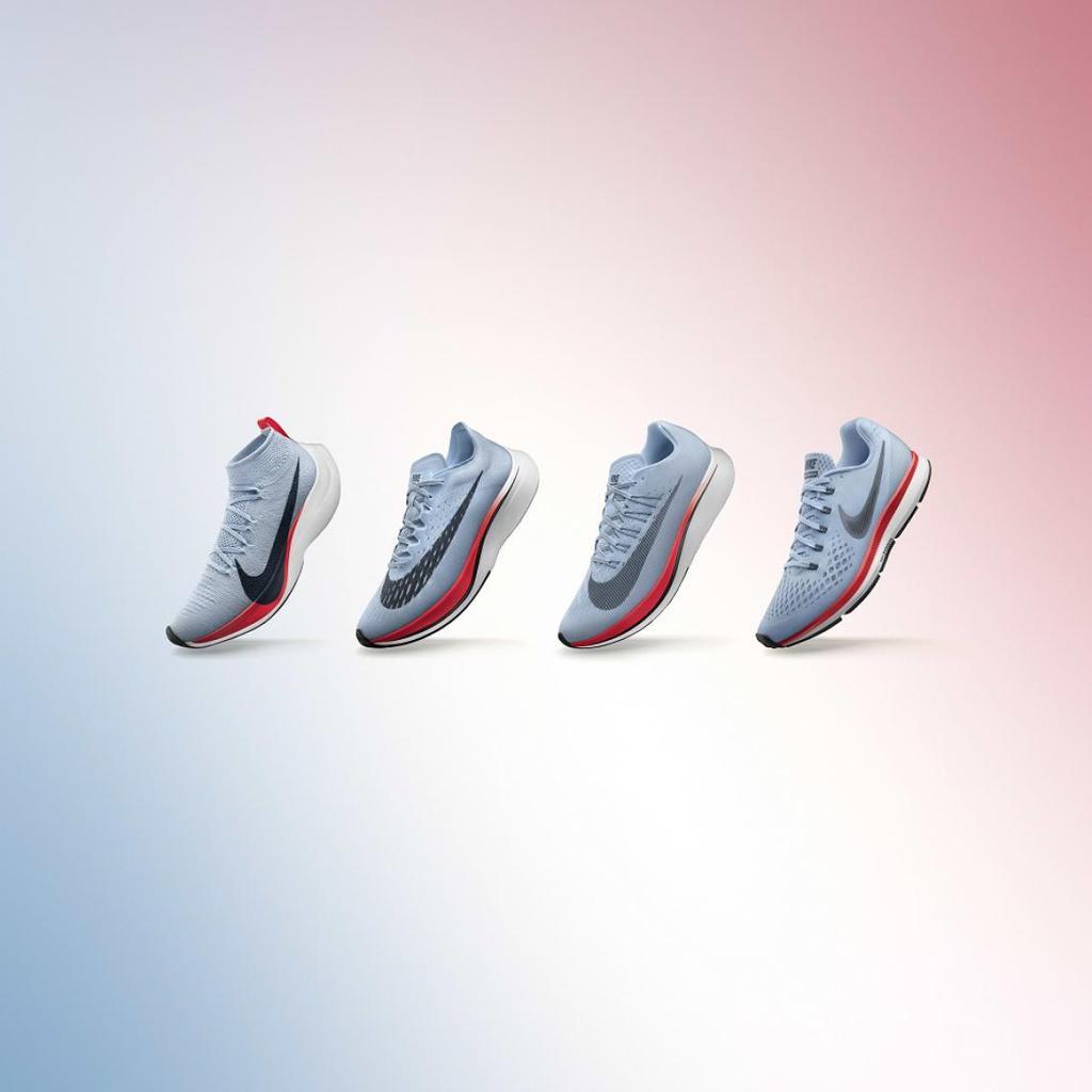 Proyecto Nike Breaking2: Part three Running