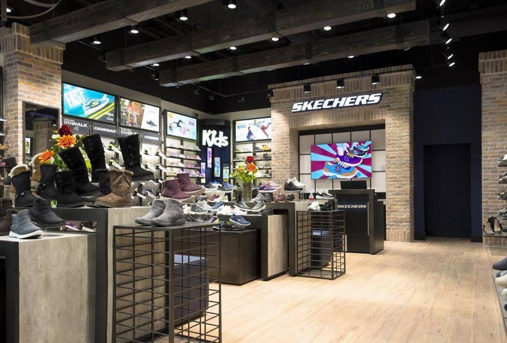 Inyección caminar Microordenador  Nueva tienda Skechers en Madrid - Running