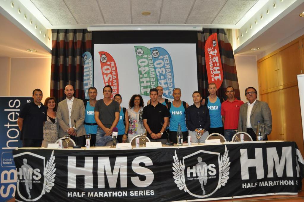 Adeslas Half Maratón Series By Tuna Race Balfego Running