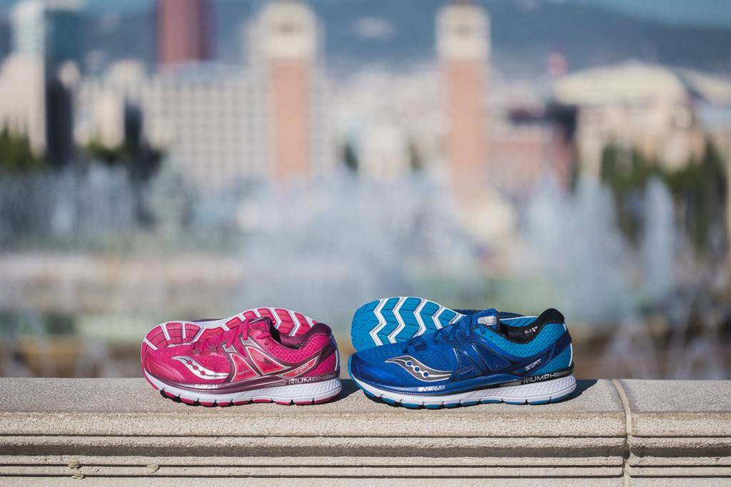 saucony triumph iso 3 mujer 2016