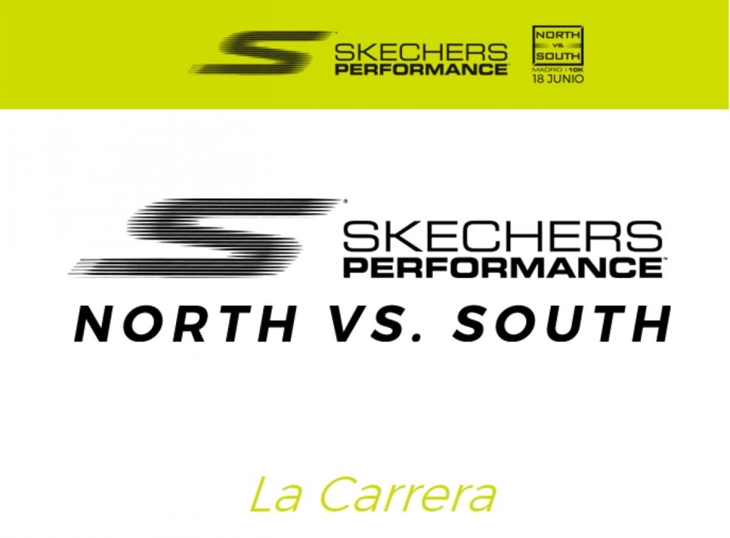 animación No lo hagas Vista  Skechers North Vs. South el próximo 18 de junio - Running
