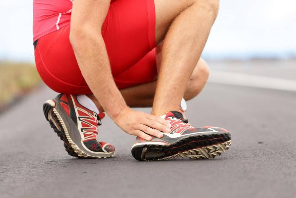 dolor en talon al correr