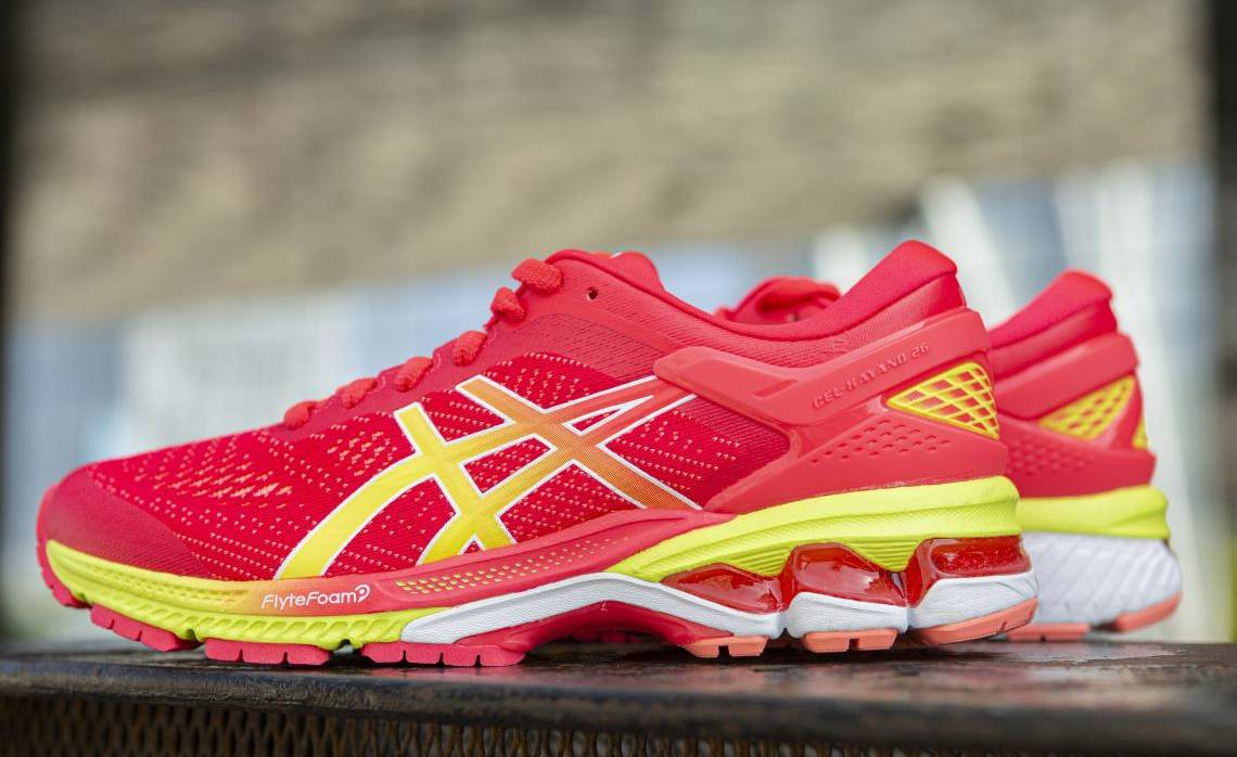 Tenis Asics Gel Kayano 25 W Maraton Pronador Correr