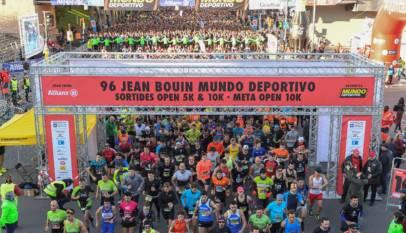 Salida 96ª Jean Bouin