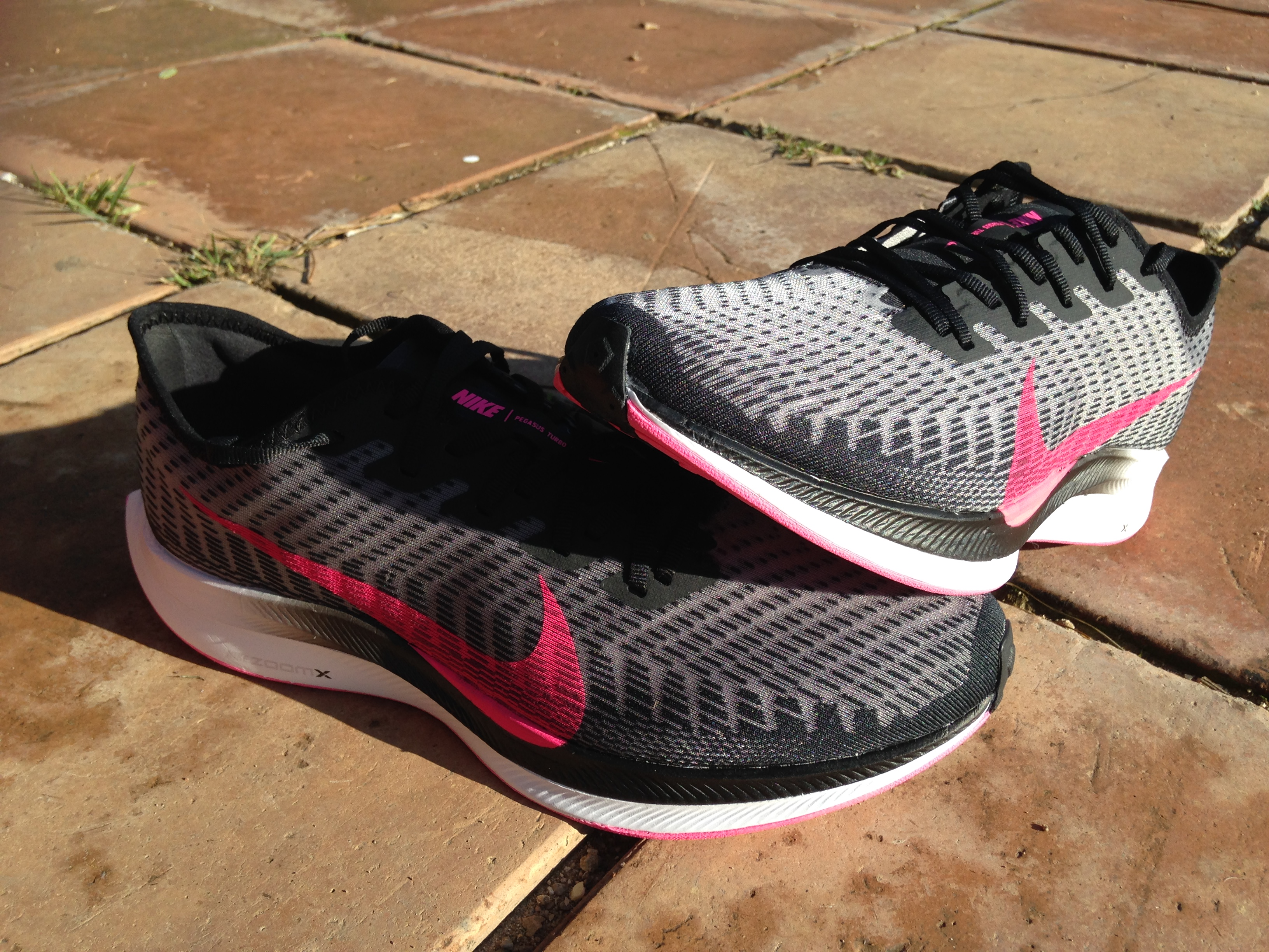 Nike Air Zoom Pegasus Turbo 2: Review - Running