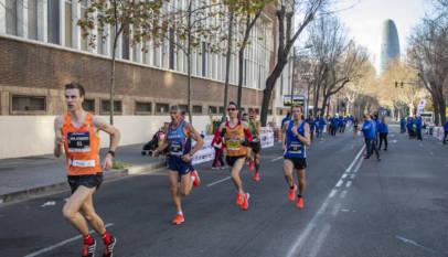 medio maraton barcelona