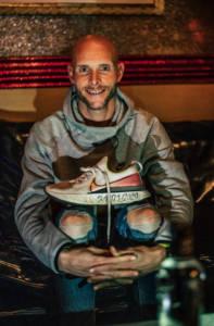 Jaume Leiva Nike react