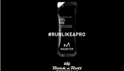 Maurten y Madrid Maratón