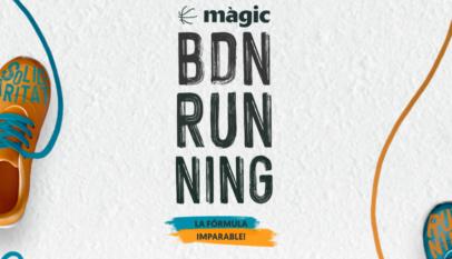 Magic BDN Running