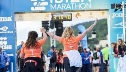 Mujeres Ibiza Marathon 2020