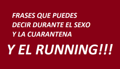frases sexo y running