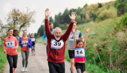 Medidas para salir a correr