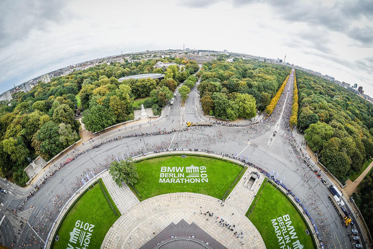 Maraton Berlin 2020