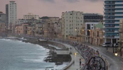 Maratón de la Habana 2020 certificado por la AIMS