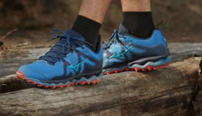 Mizuno Gama Trail Running 2020