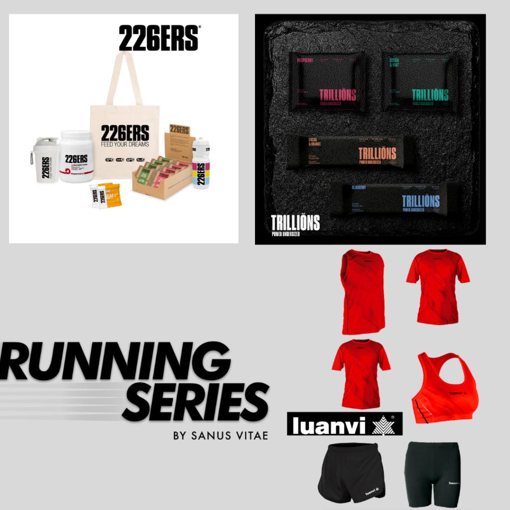 Runnins Series Cris
