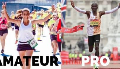 Diferencias entre el RUNNER PRO y el AMATEUR