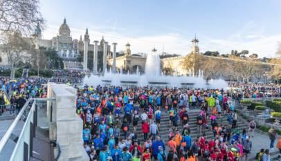 salida maratón