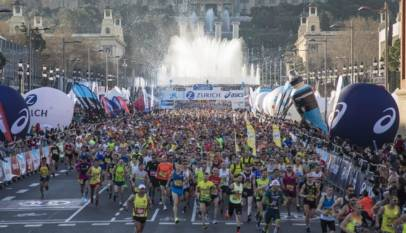 Marató Bracelona cancelada