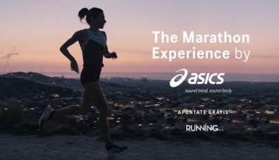 maraton experience